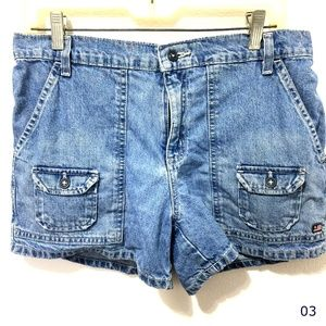 Polo Jeans New Dunne Shorts Size 8